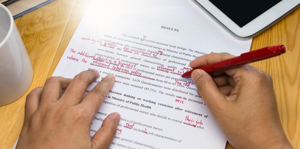 Revise an essay online